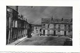 CHARENTE - ANGOULEME - PHOTO ORIGINALE - PLACE DES BOISSIERES 1951 - Angouleme