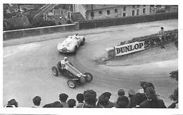 CHARENTE - ANGOULEME - PHOTO ORIGINALE - LE CIRCUIT DES REMPARTS 1948 - Motorsport