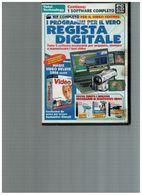 KIT COMPLETO PER VIDEO EDITING REGISTA DIGITALT TOTAL TECHNOLOGY - DVD