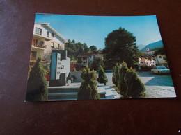 B733   Vigna Pesio Cuneo Monumento Ai Caduti Viaggiata Pieghina Angolo - Italia