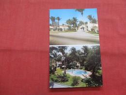 Spanish Courts  Riviera Beach   Florida  Ref    3561 - Other