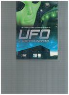 UFO IL MISTERO INFINITO 2 DVD UN VIAGGIO TRA LEGGENDA E REALTA' EXA - DVD