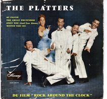 Disque The Platters - My Prayer - Du Film Rock Around The Clock - Mercury 14.179 - 1956 - - Rock