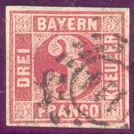 Bayern, Mi.-Nr.9bo, 114 Erlangen,pracht - Beieren