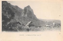 CILAOS ( La Réunion ) - Le Bonnet De Prête - La Réunion
