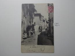 Carte Postale  - PAMIERS (09) - Rue Du Pont Neuf (3226) - Pamiers