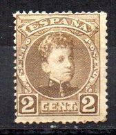 Sello Nº 241 España - 1889-1931 Reino: Alfonso XIII