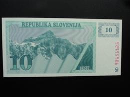 SLOVÉNIE : 10 (TOLARJEV) (19)90   P 4a      NEUF - Slovénie