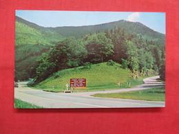 Entrance  Mount Mitchell State Park    North Carolina  >  Ref    3561 - United States