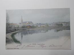 Carte Postale  - SEDAN (08) - Canal De Torcy (3235) - Sedan