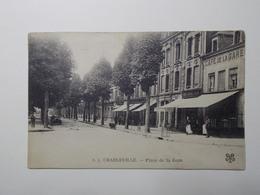 Carte Postale  - CHARLEVILLE (08) - Place De La Gare (3236) - Charleville