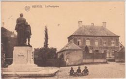 28507g  PRESBYTERE - MONUMENT - Beersel - Beersel