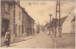 28525g  RUE HAUTE - HOOGSTRAAT - Beersel - Beersel