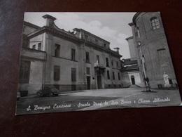 B733  San Benigno Canavese Scole Professionale Non Viaggiata - Italia