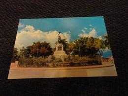 CARTOLINA POLIZZI GENEROSA-PIAZZA XXVII MAGGIO-MONUMENTO AI CADUTI-NON VIAGGIATA - Palermo