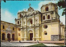 Guatemala - Antigua - La Merced Church - Nice Stamp - Guatemala