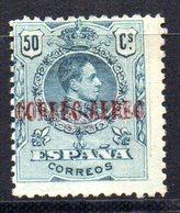 Sello Nº 295  España - 1889-1931 Reino: Alfonso XIII