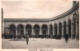 CPA - TRAPANI - MERCATO DEL PESCE ... - Trapani