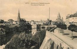 13275226 Metz_Moselle Vue Prise De L'Esplanade Metz_Moselle - Metz Campagne
