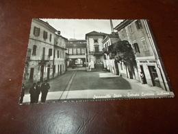B733  Serravalle Sesia Cartiera Evidente Piega In Parte Bassa - Italia