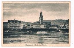 D-9570   BOPPARD : Perle Der Rheinahn Mit Gaststätte - Boppard