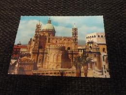CARTOLINA PALERMO-LAM CATTEDRALE-ABSIDE-VIAGGIATA 1972 - Palermo
