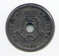 LEOPOLD II  * 5 Cent 1903 Frans * Nr 9931 - 1865-1909: Leopold II