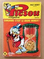 Disney - Picsou Magazine - Année 1972 - N°4 - Picsou Magazine