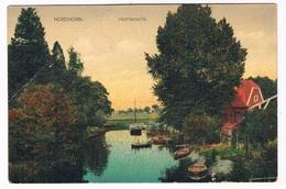 D-9576   NORDHORN : Vechtepartie - Nordhorn
