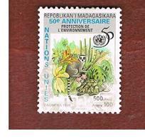 MADAGASCAR -  MI 1789  - 1995  ANIMALS: LEMUR CATTA     -  USED° - Madagascar (1960-...)