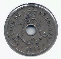 LEOPOLD II  * 5 Cent 1905 Frans * Nr 9936 - 1865-1909: Leopold II