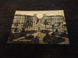 CARTOLINA PALERMO-PIAZZA GIULIO CESARE-NON VIAGGIATA - Palermo