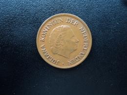 PAYS BAS : 5 CENTS  1966   KM 181     SUP 55 - [ 3] 1815-… : Koninkrijk Der Nederlanden