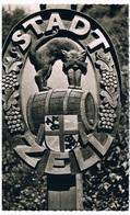 D-9579   ZELL / COCHEM : Die Weinstadt Der Schwarzen Katz - Cochem