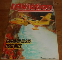 Le Fana De L'Aviation. N°201. Août 1986. - Aviación