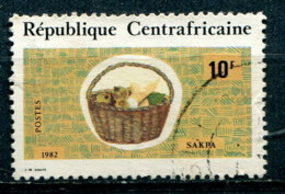 République Centrafricaine 1982 - YT 525 (o) - Central African Republic
