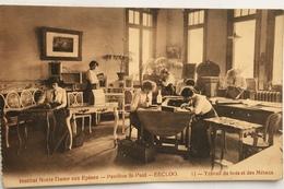 (888) Eecloo - Institut Notre-Dame Aux Epines - Pavillon St.-Paul - Travail Du Bois Et Des Métaux - Eeklo