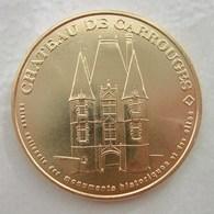 Monnaie De Paris : Carrouges - Château De Carrouges CNMHS (1998) - Ohne Zuordnung