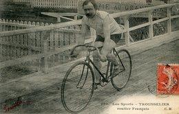 CYCLISME(TROUSSELIER) - Wielrennen