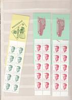 Lot De 3 Carnets - Booklets 1953-....