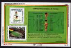 BOLIVIE  BF    * *  Cup 1990   Football  Soccer  Fussball Coupe Stade - Wereldkampioenschap