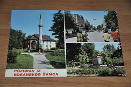 11657-  BOSANSKOG SAMCA - Kroatië