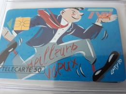 "Voeux 1991 "" Transport Val D'Oise "" - Frankreich"