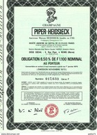 CHAMPAGNE PIPER - HEIDSIECK - Agriculture