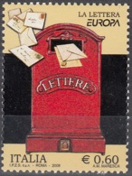 Italia 2008 Europa CEPT Boîte Aux Lettres Neuf ** - 1946-.. République