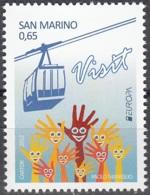 San Marino 2012 Yvert 2321 Neuf ** Cote (2015) 2.00 Euro Europa CEPT Tourisme - Neufs