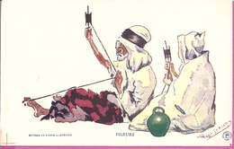 ---  FILEURS -- ILLUSTRATEUR ROGER IRRIERA -- - Scènes & Types