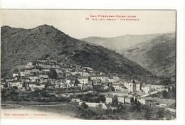 Carte Postale Ancienne Ria Près Prades - Vue Générale - Autres Communes