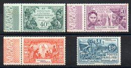SOUDAN - YT N° 89 à 92 - Neufs * - MH - Cote: 23,00 € - Sudan (1894-1902)