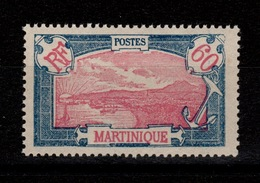 Martinique YV 102 N** Gomme Coloniale - Nuevos